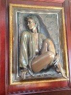 Dimensional Adorned  Bronze Sculpture 2000 37 in Sculpture by Bill Mack - 2