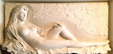 Fascination Sand Sculpture 1991 61 in Sculpture by Bill Mack