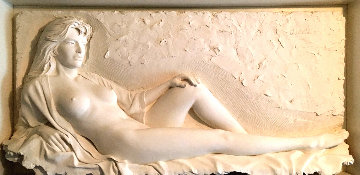 Fascination Sand Sculpture 1991 61 in Sculpture - Bill Mack