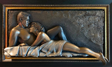 Forever Remembered Bronze Sculpture 2013 53 in Sculpture by Bill Mack