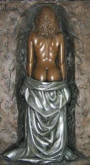 Brilliance Bonded Bronze Sculpture 1999 42 in Sculpture - Bill Mack