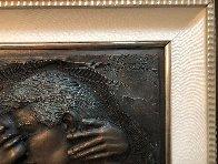 Embracing Bronze Sculpture 2005 24x18 Sculpture by Bill Mack - 2