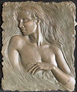 Dreams Bonded Bronze Sculpture 2013 16x12 Sculpture by Bill Mack