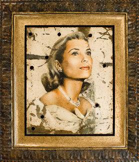 Grace Kelly  2008 24x36  Original Painting by Bill Mack
