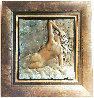 Nude Woman Bronze Sculpture 2000 18 in Limited Edition Print by Bill Mack - 2