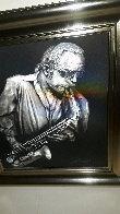 Jazzman Virtual Relief Sculpture TP 2007 34x31 Sculpture by Bill Mack - 1