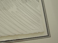 Embrace Study No.6 Drawing 1995 32x40 Drawing by Bill Mack - 3