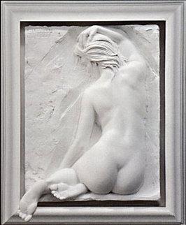 Innocence Bonded Sand Sculpture 1999 Sculpture - Bill Mack