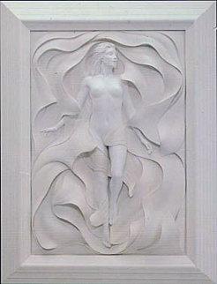 Odyssey Bonded Sand Sculpture 1992 Sculpture - Bill Mack