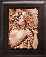 Dawn Bonded Bronze Sculpture 1991 22x16 Sculpture by Bill Mack - 1