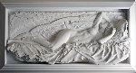 Tranquility Bonded Sand Sculpture Sculpture - Bill Mack