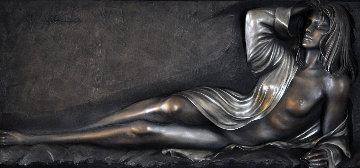 Glamour Bonded Bronze  Scuplture AP 2006 Sculpture by Bill Mack