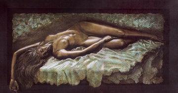 Harmony Bronze Sculpture 1989 Sculpture by Bill Mack