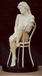 Solitude Sculpture Maquette 1995 19 in Sculpture - Bill Mack