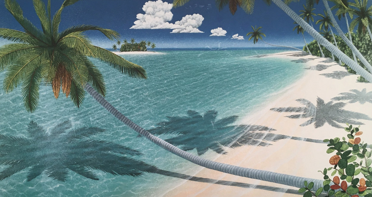 Your Personal Paradise 2002 Limited Edition Print by Dan Mackin
