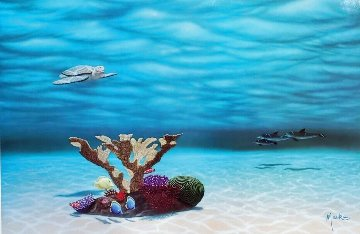 Reefmates Limited Edition Print - Dan Mackin