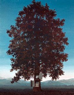 La Voix Du Sang  2004 Limited Edition Print - Rene Magritte
