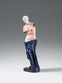 Les Menottes De Cuivre Bronze Sculpture 1931 20 in Sculpture - Rene Magritte