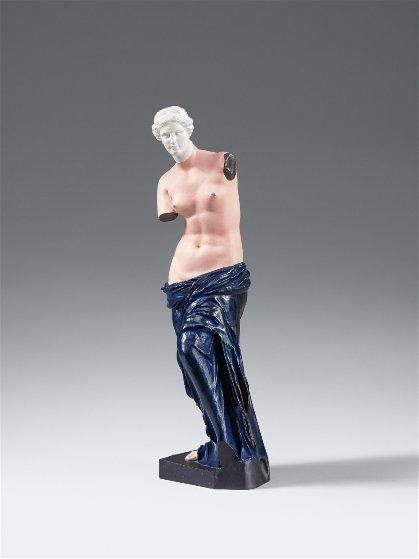 Les Menottes De Cuivre Bronze Sculpture 1931 20 in Sculpture by Rene Magritte