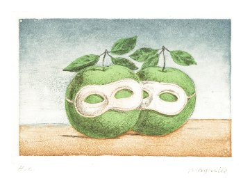 Le Pretre Marie ( Limited Edition Print - Rene Magritte