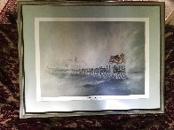 Long Gray Line 1989 Limited Edition Print by Ben Maile - 1