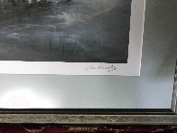 Long Gray Line 1989 Limited Edition Print by Ben Maile - 2
