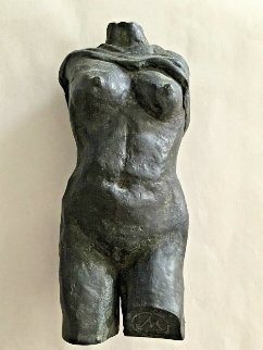 Torso of a Nude Woman Bronze Sculpture 1949 8 in Sculpture - Aristide Maillol