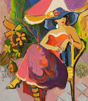 Jasmine 2004 Limited Edition Print by Isaac Maimon