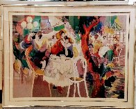 West Bank Cafe  Limited Edition Print by Isaac Maimon - 2