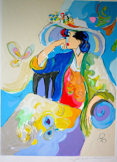 Marie 1994 Limited Edition Print by Isaac Maimon