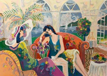 Montego Bay 1976 Limited Edition Print - Isaac Maimon