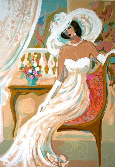 Camille 1996 Limited Edition Print by Isaac Maimon
