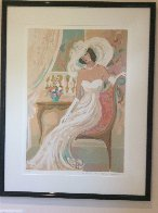 Camille and Candide: Le Cotillion Suite 1996 Set of 2 Limited Edition Print by Isaac Maimon - 1