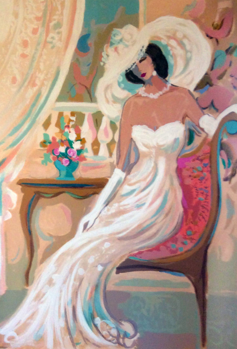 Camille and Candide: Le Cotillion Suite 1996 Set of 2 Limited Edition Print by Isaac Maimon