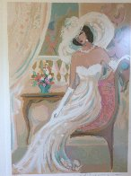 Camille and Candide: Le Cotillion Suite 1996 Set of 2 Limited Edition Print by Isaac Maimon - 2