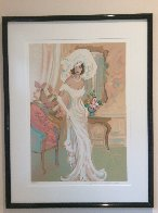 Camille and Candide: Le Cotillion Suite 1996 Set of 2 Limited Edition Print by Isaac Maimon - 4
