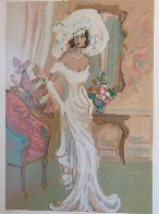 Camille and Candide: Le Cotillion Suite 1996 Set of 2 Limited Edition Print by Isaac Maimon - 5