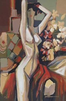 Sheila Limited Edition Print by Isaac Maimon