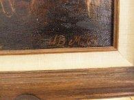 Turquoise Ripples 36x30 Original Painting by A.B. Makk - 2