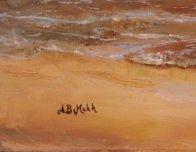 Calm of Day 1990 40x60 Super Huge Original Painting by A.B. Makk - 2