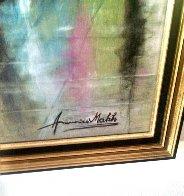 Unforgettable 1991 40x28 Super Huge Original Painting by Americo Makk - 6