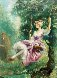 Untitled Tree Swing  Original Painting by Americo Makk - 0
