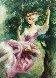 Untitled Tree Swing  Original Painting by Americo Makk - 3