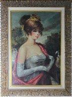 Sophia 47x35 Super Huge Original Painting by Americo Makk - 1