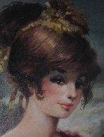 Sophia 47x35 Super Huge Original Painting by Americo Makk - 4