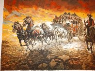 Rattlesnake Valley 1982 Limited Edition Print by Americo Makk - 1