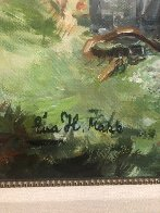 Point of View 36x30 Original Painting by Eva Makk - 8