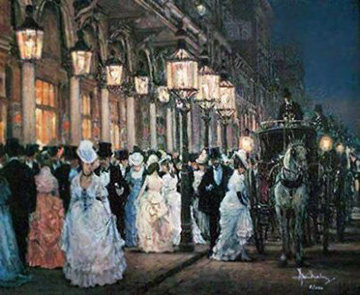 Summer Elegance Limited Edition Print by Alan Maley