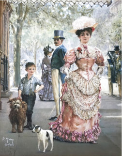 Rags And Riches 1993 Limited Edition Print - Alan Maley