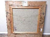 Untitled Still Life 35x33 Huge Original Painting by Omar Malva - 6